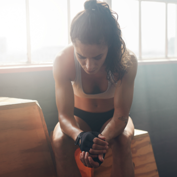 A Shocking Number of Women Avoid the Gym for Fear of Being Judged