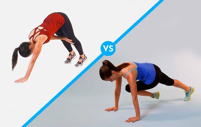 What's The Best Plank For Sexy Side Abs: Plank Knee Taps Or Plank Sweeps?